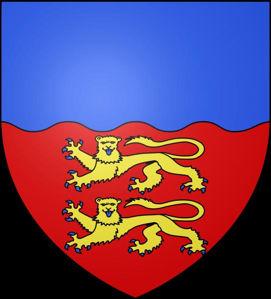Blason département Calvados