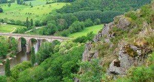 Suisse normande dans le calvados
