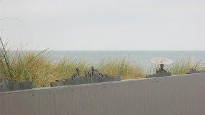 Juno Beach sur la plage