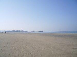plage de Trouville
